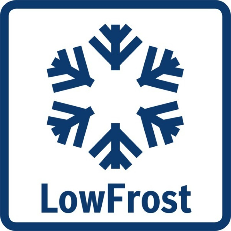 low frost vrieskast